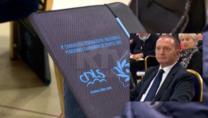 Eletto il nuovo direttivo della Federazione Pensionati Cdls, Giordano Giovagnoli il più votato