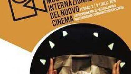 Mostra Internazionale del Nuovo Cinema a Pesaro- 1