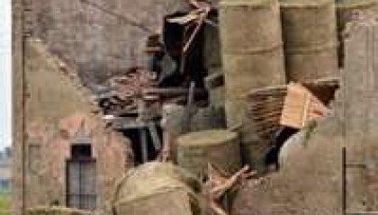 Terremoto: persi 4.800 posti di lavoro