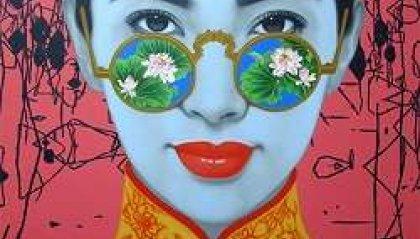 Pittura, il Pop cinese di Xu De Qi a San Marino