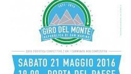 Corsa, il Giro del Monte di San Marino