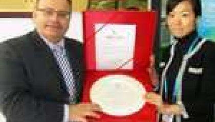 Dall'Expò un premio per la Federazione Balestrieri Sammarinesi