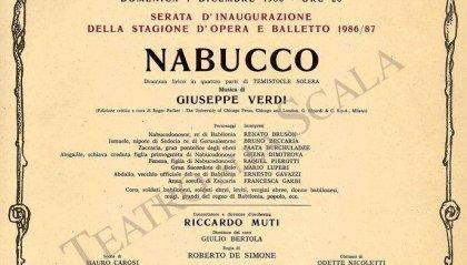 """Musica, """"Le Domeniche nel Castello"""" di San Marino col """"Nabucco"""""""