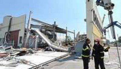 Terremoto Emilia, 40 indagati per il crollo dei capannoni