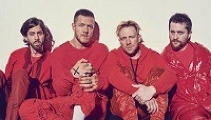 Imagine Dragons, il 9 Novembre esce un nuovo album