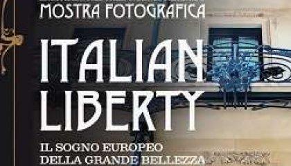 "Fotografia, ""Italian Liberty"" in mostra a San Marino"