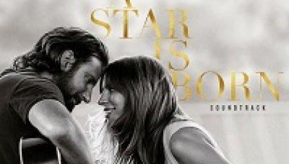 Esce la colonna sonora di A star is born