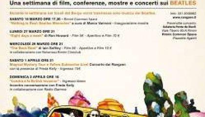 "Rimini, ""Eight Days A Week"" per i Beatles"
