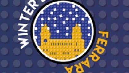 "Ferrara Winter Brick, largo ai ""brickpatici"""