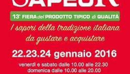 """Fiere, la 13esima edizione di """"Sapeur"""" & """"Forlì Wine Festival"""""""
