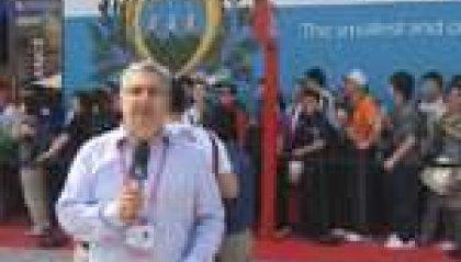Giornata tutta italiana all'Expo di Shanghai, fitta agenda di impegni per San Marino