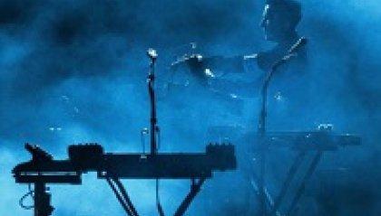 Massive Attack a Milano festa trip-hop
