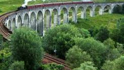 Viaggi: A bordo dell'Hogwart Express tra le Highlands scozzesi