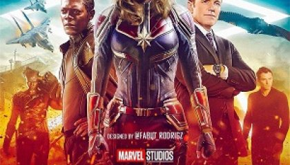 Captain Marvel a San Marino Cinema