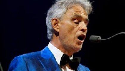 """Andrea Bocelli: """"Il mio pop abbraccia il mondo"""""""