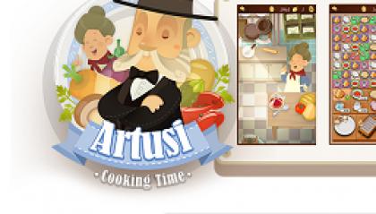 Le ricette di Artusi in un videogame by Treccani