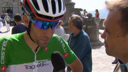 Michael Antonelli, Vincenzo Nibali si informa costantemente sulla salute del ragazzo