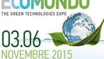 """Ecomondo, il """"green"""" è di casa a Rimini"""