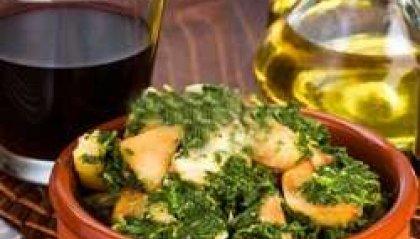 Sformatino di Bietole e Patate e Basilico