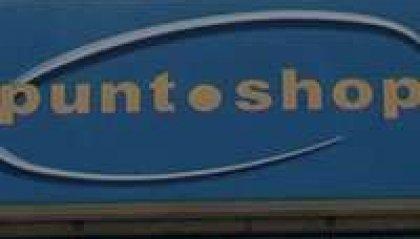 Il marchio Puntoshop messo all'asta