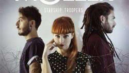 "Moseek, da X-Factor al nuovo singolo ""Starship Troopers"""