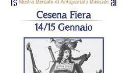"""Fiere, a Cesena c'è """"Musica Antiquaria"""""""