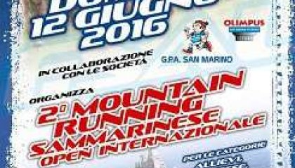 Mountain Running Sammarinese