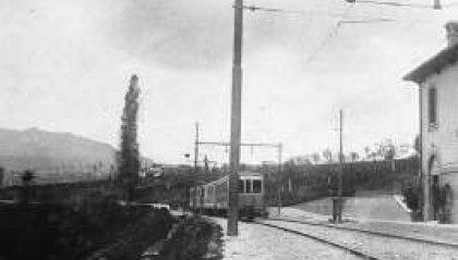 C'era una volta un carrello ferroviario della linea elettrica...