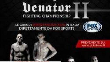 "A Rimini ""Venator Fighting Championship II"""
