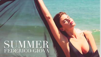 "Federico Giova e la sua ""Summer"""