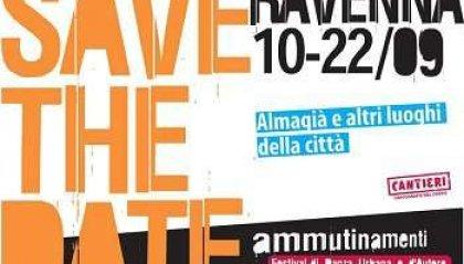 """Danza, a Ravenna c'è """"Ammutinamenti 2016"""""""
