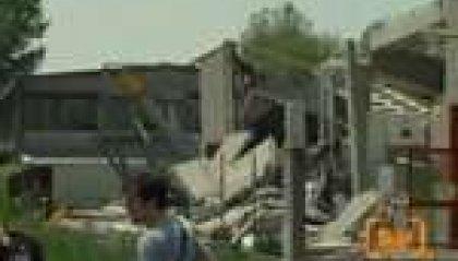 Terremoto: colpito un importante polo industriale