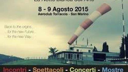 "San Marino, ritorna ""Nott'Arte"""
