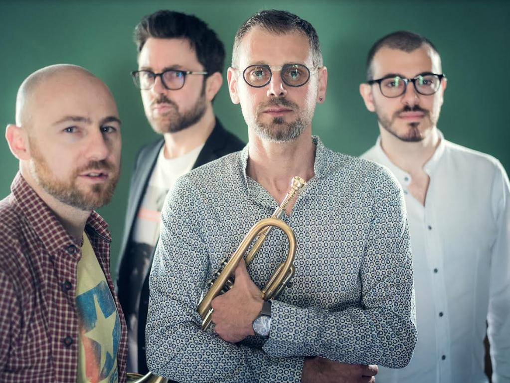 """Jazz in Villa"" FABRIZIO BOSSO QUARTET  ""State of the Art"""