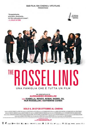 The Rossellinis - Cinema Concordia