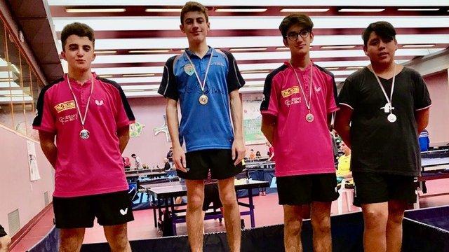 Tennis Tavolo: Andrea Morri vince il torneo di Senigallia - San Marino Rtv